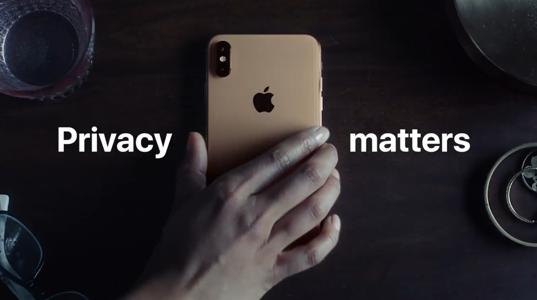 b4d93d3d9f1 Apple lanceert eerste iPhone-reclame over privacy - Security.NL