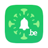 België lanceert corona-app Coronalert voor tienduizend mensen