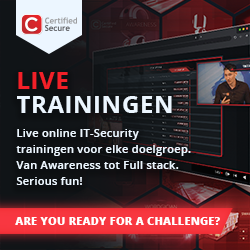 Certified Secure LIVE Online training